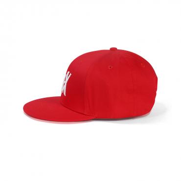 Snapback Red